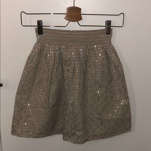 Club Monaco High Waisted Tutu Skirt